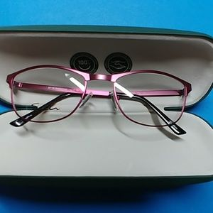 France [Seen] Eye glasses frames from France NEW